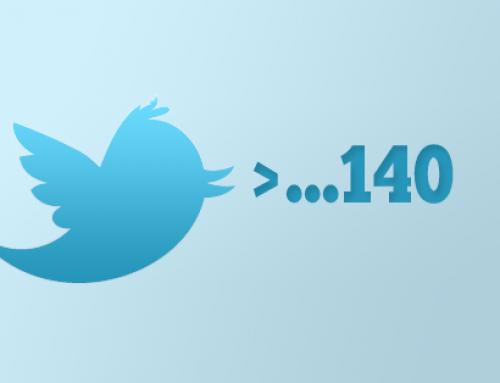 Twitter'da Sınırlar Kalkıyor!